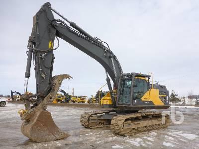 2014 VOLVO EC380EL Hydraulic Excavator