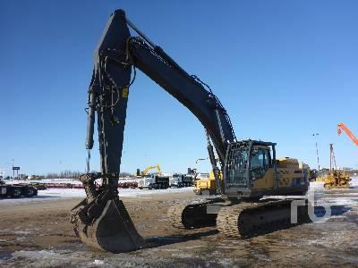 2013 VOLVO EC480DL Hydraulic Excavator