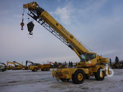1996 GROVE RT635C 35 Ton Rough Terrain Crane
