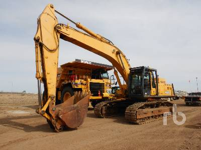 2003 JOHN DEERE 450C LC Hydraulic Excavator