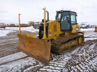 2015 CATERPILLAR D6K2 LGP Crawler Tractor