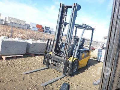 JUNGHEINRICH EFG540 Electric Forklift