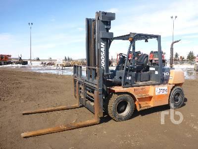 2010 DOOSAN D70S-5 Forklift
