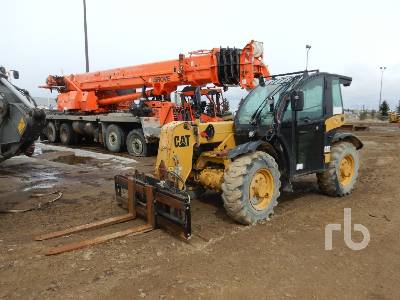 2006 CATERPILLAR TH215 4x4 Telescopic Forklift Parts/Stationary Construction-Other