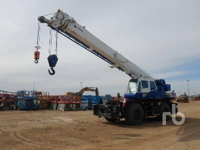 2012 TADANO GR350XL 35 Ton 4x4x4 Rough Terrain Crane