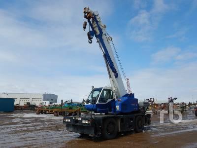 2011 TADANO GR150XL 15 Ton 4x4 Rough Terrain Crane