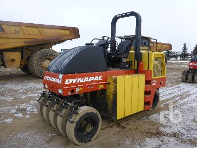 2013 DYNAPAC CP142 9 Wheel Pneumatic Roller