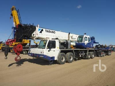 2008 TADANO GT900XL 90 Ton 4x4x4 Hydraulic Truck Crane