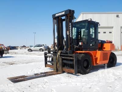 2013 DOOSAN D130S-5 Forklift