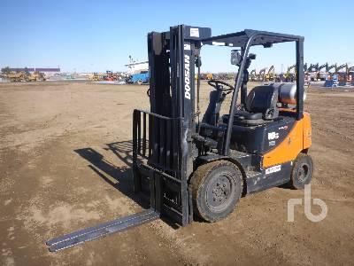 2007 DOOSAN G25P-5 Forklift
