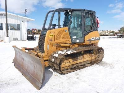 2009 CASE 850L Crawler Tractor