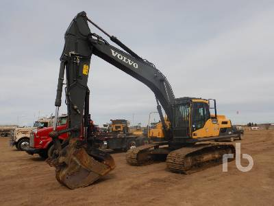 2013 VOLVO EC250DL Hydraulic Excavator