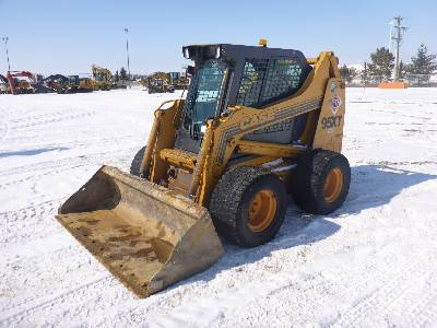 1998 CASE Skid Steer Loader