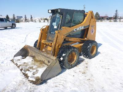 2003 CASE Skid Steer Loader