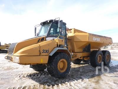 2003 CASE 330 Articulated Dump Truck