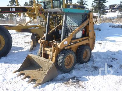 2002 CASE 1825B Skid Steer Loader