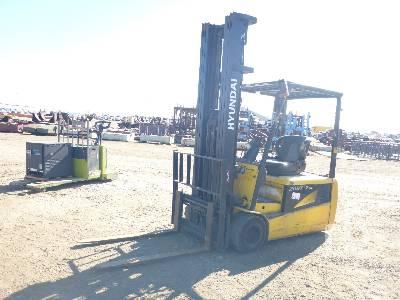 2013 HYUNDAI 20BT-7 Electric Forklift