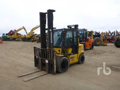 2013 HYUNDAI 45DS7E Forklift