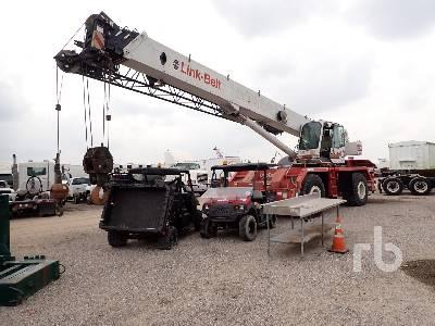 2006 LINK-BELT RTC8050 50 Ton 4x4 Rough Terrain Crane