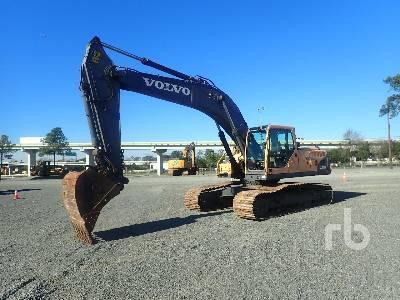 2007 VOLVO EC290BLR LC Hydraulic Excavator