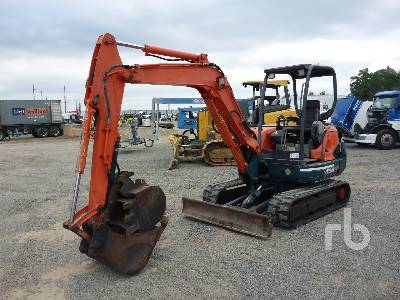 2005 KUBOTA KX121-3 Mini Excavator (1 - 4.9 Tons)