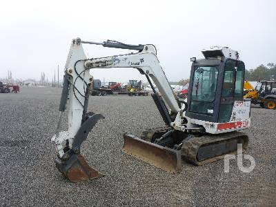 1999 BOBCAT 337 Mini Excavator (1 - 4.9 Tons)