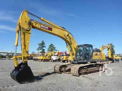 2014 KOBELCO SK500LC-9 Hydraulic Excavator