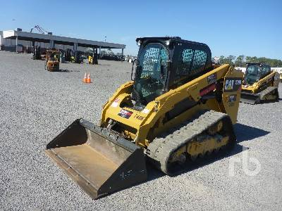 2015 CATERPILLAR 279D 2 Spd Multi Terrain Loader