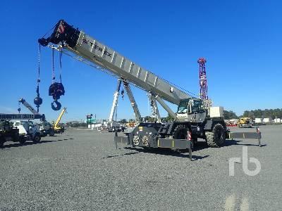 2012 TEREX RT670 70 Ton Rough Terrain Crane