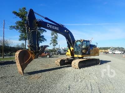 2016 JOHN DEERE 250G LC Hydraulic Excavator