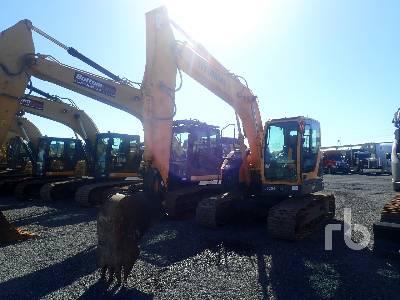 2013 HYUNDAI ROBEX 145LCR-9S Hydraulic Excavator