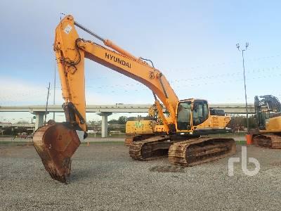 2012 HYUNDAI ROBEX 480LC-9 Hydraulic Excavator