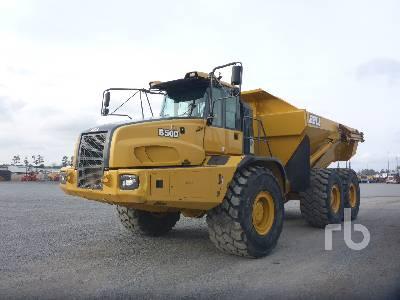 2015 BELL B50D Articulated Dump Truck