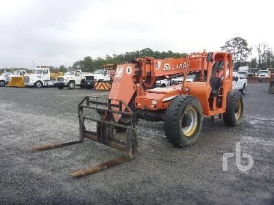 2013 JLG 8042 8000 Lb 4x4x4 Telescopic Forklift