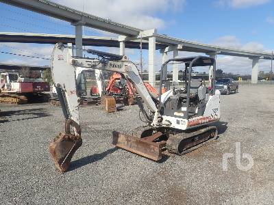 2008 BOBCAT 331G Mini Excavator (1 - 4.9 Tons)