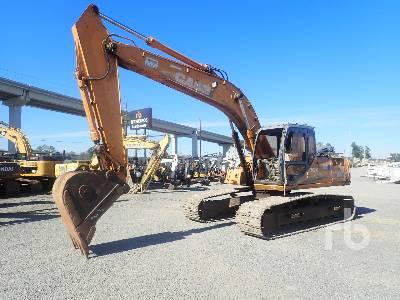 2004 CASE CX210LC Hydraulic Excavator