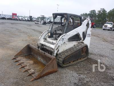 2006 BOBCAT T190 Multi Terrain Loader