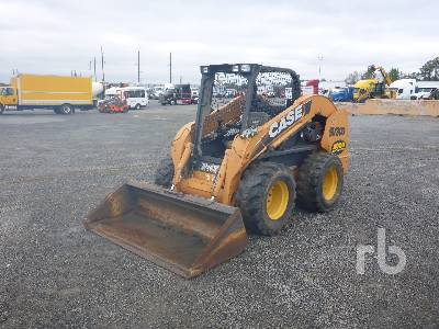 2011 CASE SV300 Multi Terrain Loader