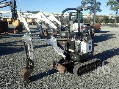 2013 BOBCAT 418A Mini Excavator (1 - 4.9 Tons)