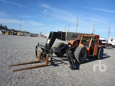 JLG G1043A 10000 Lb 4x4x4 Telescopic Forklift