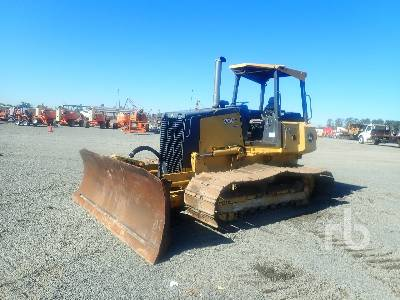 2007 JOHN DEERE 700J LGP Crawler Tractor
