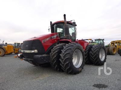 2012 CASE IH STEIGER 500S 4WD Tractor