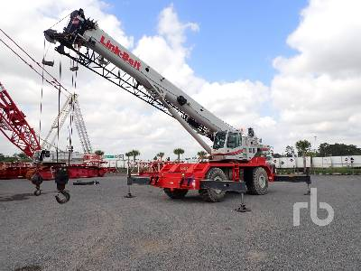 2014 LINK-BELT RTC8065 65 Ton 4x4x4 Rough Terrain Crane