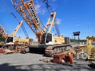 2006 LIEBHERR LR1130 150 Ton Self-Erecting Crawler Crane