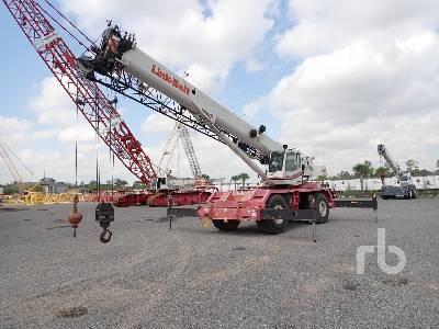 2006 LINK-BELT RTC8065 65 Ton 4x4x4 Rough Terrain Crane