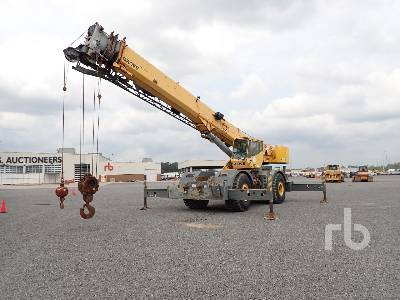 2007 GROVE RT760E 60 Ton 4x4 Rough Terrain Crane