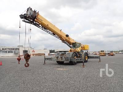 2007 GROVE RT760E 60 Ton 4x4 Rough Terrain Crane