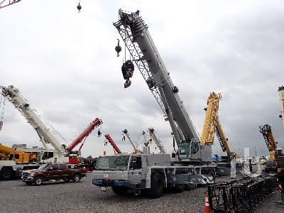 2006 TADANO ATF 160G-5 200 Ton 10x8x8 All Terrain Crane