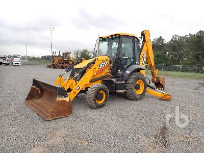 2015 JCB 3CX-14 4x4 Loader Backhoe