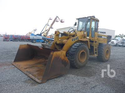 1997 JOHN DEERE 644G Wheel Loader